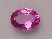 Pink sapphire 1.99 carats
